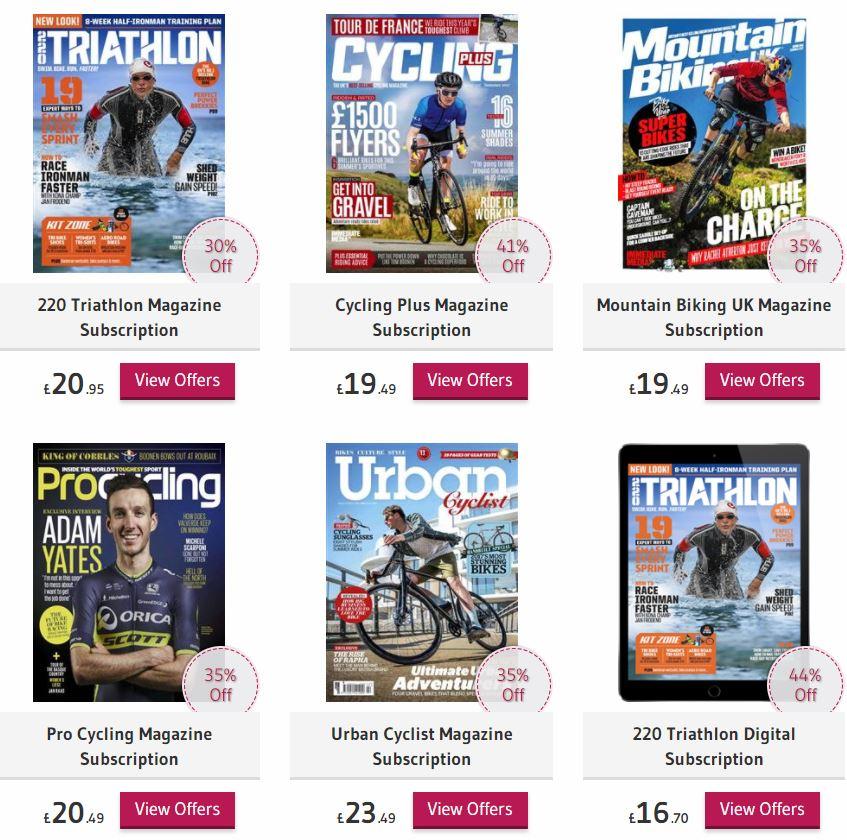 cycling-magazines